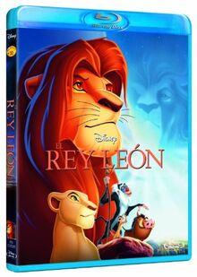 El Rey Leon [Blu-ray] [Spanien Import]