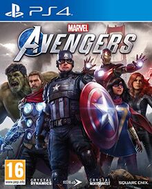 Marvel's Avengers (inkl. kostenloses Upgrade auf PS5) (PS4) (PEGI-AT)