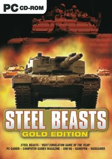 Steel Beasts Gold Edition