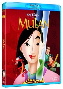 Mulan [Blu-ray] [Spanien Import]