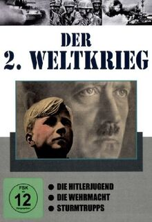 Gesamtpaket DER 2. WELTKRIEG (12 DVDs zum Vorzugspreis in Geschenkschubern)