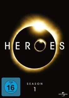 Heroes - Season 1 [7 DVDs]