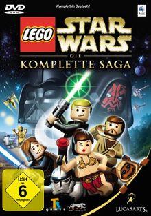 LEGO Star Wars: Die komplette Saga