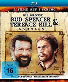 Die große Bud Spencer & Terence Hill Sammlung (12 Filme Edition im 2 Disc Set) [Blu-ray]