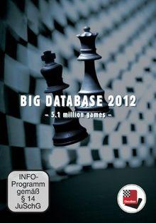 Big Database 2012: 5,1 Millionen Schachpartien