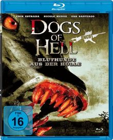 Dogs of Hell - Bluthunde aus der Hölle - Uncut [Blu-ray]