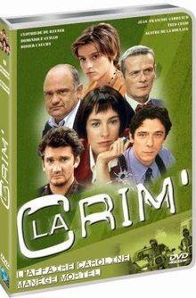 La crim', vol. 7 : l'affaire caroline ; manège mortel [FR Import]