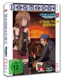 DanMachi - Is It Wrong to Try to Pick Up Girls in a Dungeon? - Staffel 2 - Vol.2 - [Blu-ray] Collector's Edition