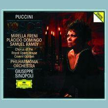 Puccini: Tosca (Gesamtaufnahme)