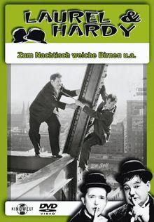 Laurel & Hardy - Zum Nachtisch weiche Birnen u.a.