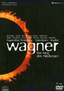 Wagner, Richard - Der Ring des Nibelungen (Gesamtaufnahme) (7 DVDs / NTSC)