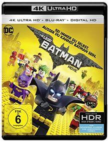 The LEGO Batman Movie (4K Ultra HD) [Blu-ray]