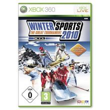 Winter Sports 2010: The Great Tournament