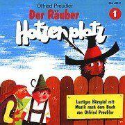 Hotzenplotz, CD-Audio, Folge.1, Der Räuber Hotzenplotz, 1 CD-Audio: Ein lustiges Hörspiel mit Musik nach dem Buch 'Hotzenplotz'