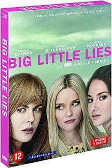 Big little lies, saison 1 [4 DVDs]
