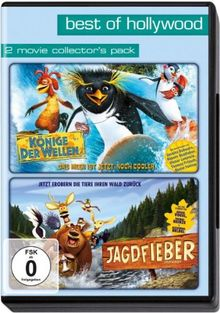 Best of Hollywood - 2 Movie Collector's Pack: Jagdfieber / Könige der Wellen (2 DVDs)