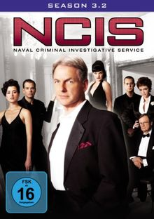 NCIS - Season 3, 2.Teil [4 DVDs]