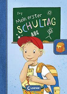 Mein erster Schultag (Jungen) (Eintragbücher)