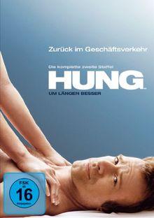 Hung - Um Längen besser - Die komplette zweite Staffel [2 DVDs]