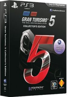 Gran Turismo 5 (compatible 3D) - édition collector [FR Import]
