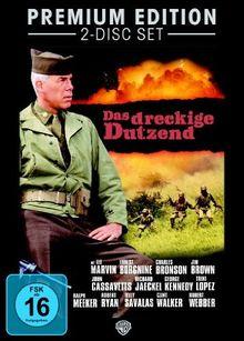Das dreckige Dutzend (Premium Edition) [Special Edition] [2 DVDs]