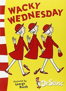 Wacky Wednesday (Dr Seuss - Green Back Book)