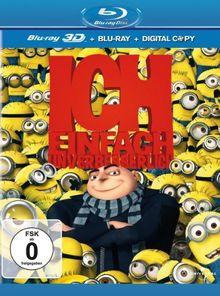 Ich - Einfach unverbesserlich (+ Blu-ray + Digital Copy) [Blu-ray 3D]