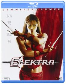 Elektra [Blu-ray] [IT Import]