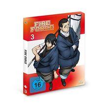 Fire Force - Vol. 3 - [Blu-ray]