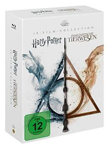 Wizarding World 10-Film Collection [Blu-ray]