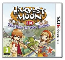 Harvest Moon: Tale of 2 Towns 3DS -PEGI- UK multi