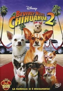 Beverly Hills chihuahua 2 [IT Import]