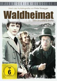Pidax Serien-Klassiker: Waldheimat, Staffel 2 [2 DVDs]