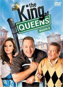 The King of Queens Staffel 8 [4 DVDs]