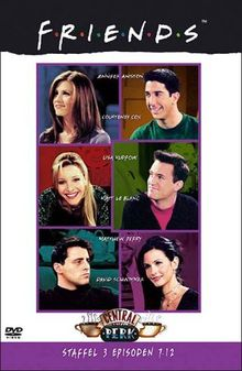 Friends, Staffel 3, Episoden 07-12