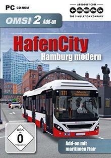 OMSI 2 - Hamburg Hafen City Modern (Add-On)