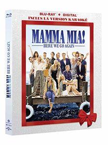 Mamma mia 2 : here we go again [Blu-ray]
