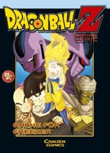 Dragon Ball Z, Band 4: Rache für Freezer
