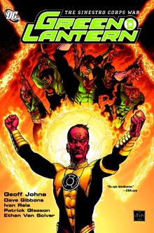 Green Lantern: Sinestro Corps War Vol. 01 TP (Green Lantern Graphic Novels)