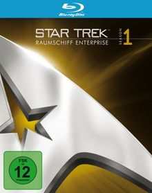 Star Trek: Raumschiff Enterprise - Staffel 1 [Blu-ray]