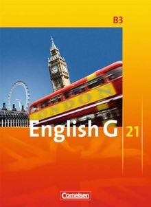 English G 21 - Ausgabe B: Band 3: 7. Schuljahr - Schülerbuch: Kartoniert