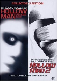 Hollow Man - Unsichtbare Gefahr / Hollow Man II [Collector's Edition] [2 DVDs]