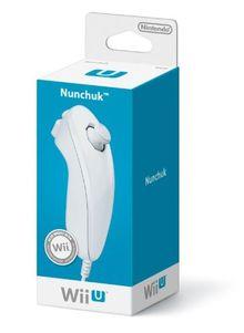Nintendo Wii U/Wii - Nunchuk, weiß