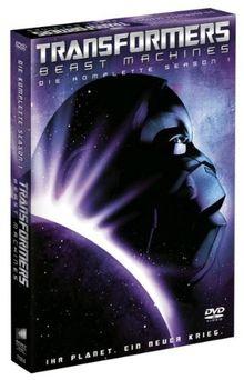 Transformers: Beast Machines - Die komplette Season 1 [2 DVDs]