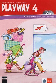 Playway to English - Neubearbeitung. ab Klasse 1: Playway to English 4. Neubearbeitung. Ab Klasse 1. Activity Book mit CD-ROM und Audio-CD. Ausgabe ... Berlin, Brandenburg, Rheinland-Pfalz