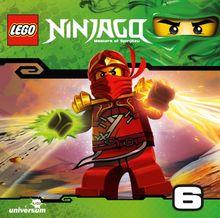 Lego Ninjago: Meister des Spinjitzu (CD 6)