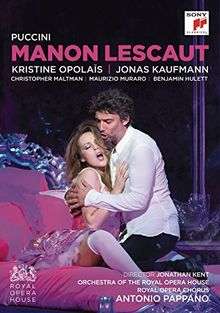 Puccini, Giacomo - Manon Lescaut