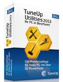 TuneUp Utilities 2013 3-Platz