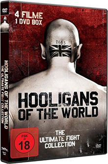 Hooligans of the world - The ultimate Fight Collection (2DVDs)