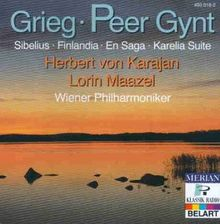 Peer Gynt Suite - Finlandia